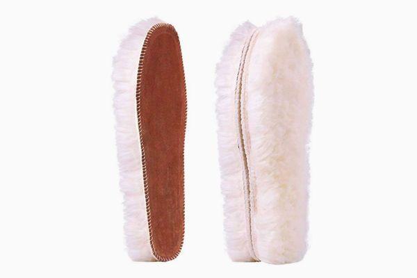 Ailaka Women's Premium Thick Sheepskin Insoles