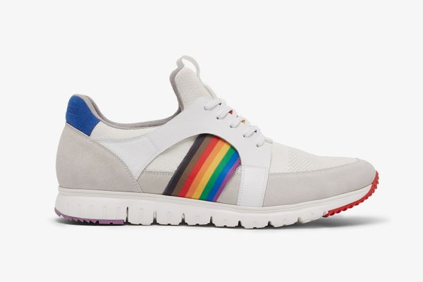 Kenneth Cole Pride Rainbow Bailey Jogger Sneaker