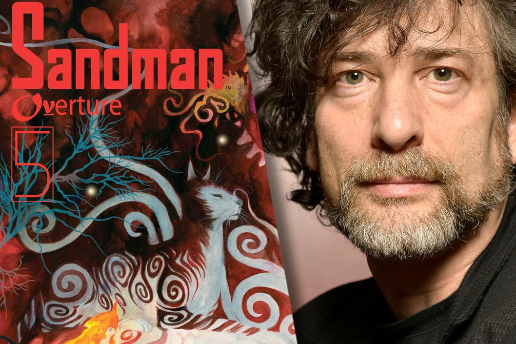 1000 Ideas About Neil Gaiman On Pinterest: Neil Gaiman Talks New Sandman, Unveils New Pages -- Vulture