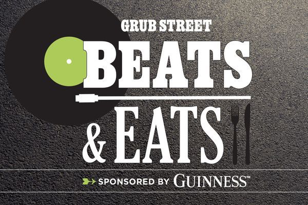 Come Stuff Your Face at Grub Street's Beats & Eats Event