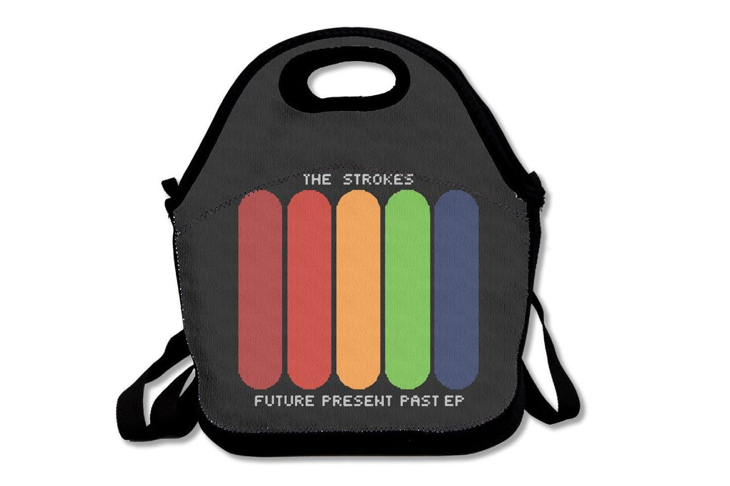 The Strokes Lunch Tote