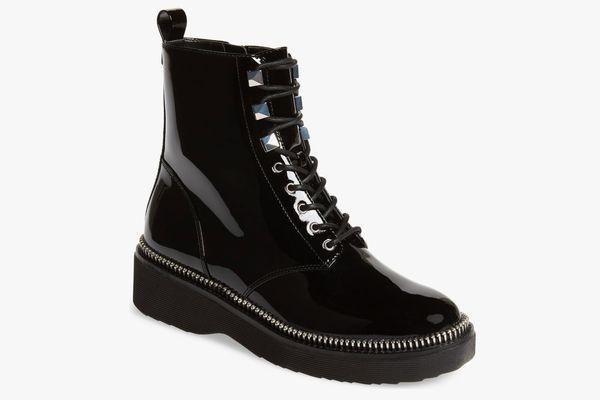 Michael Kors Haskell Combat Boot