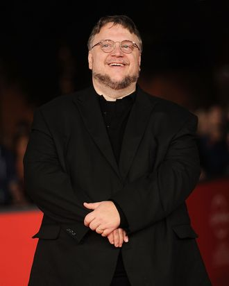 Guillermo del Toro attends 'Rise Of The Guardians' Premiere during The 7th Rome Film Festival on November 13, 2012 in Rome, Italy.
