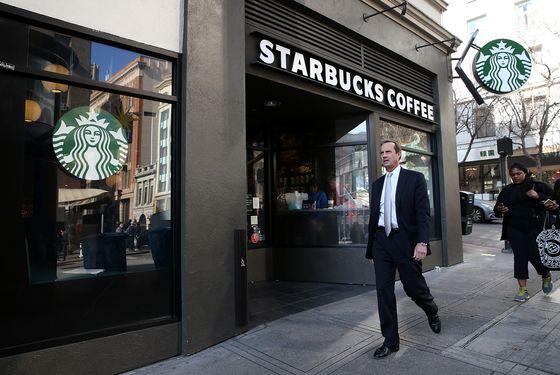 Just imagine living near a Starbucks across from a Starbucks.