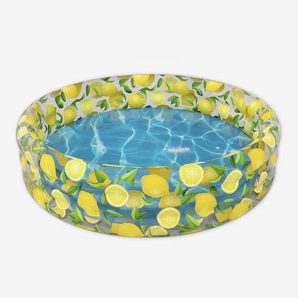 PoolCandy Lemon Sunning Pool