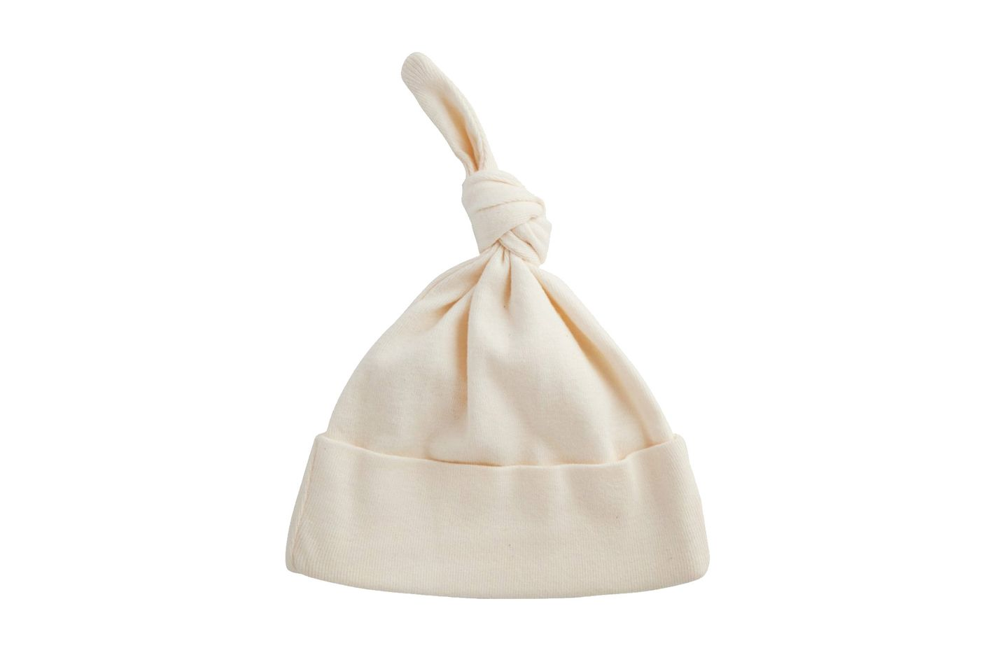 Nature Baby Cotton Knotted Beanie