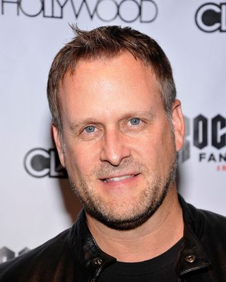 LOS ANGELES, CA - OCTOBER 05: Actor Dave Coulier arrives at the premiere party for VH1 Classic's