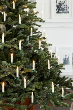 Balsam Hill Color-Changing LED Christmas-Tree Candles, Set of 20
