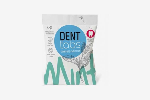 Denttabs Toothpaste Tablets with Fluoride