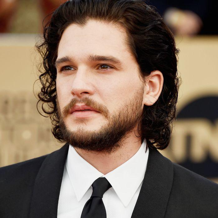 Kit Harington Is The Reason Jon Snow Has A Tiny Pecker