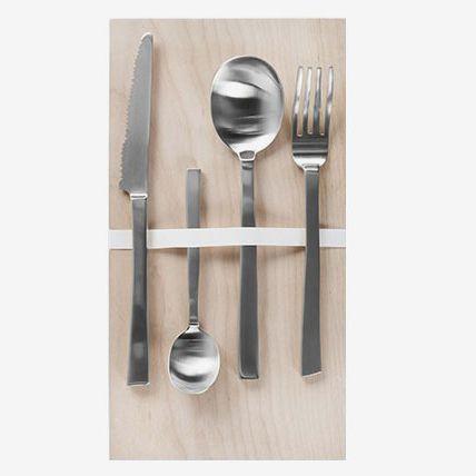 Maarten Baas Giftbox Stainless Steel 16 Pcs Set