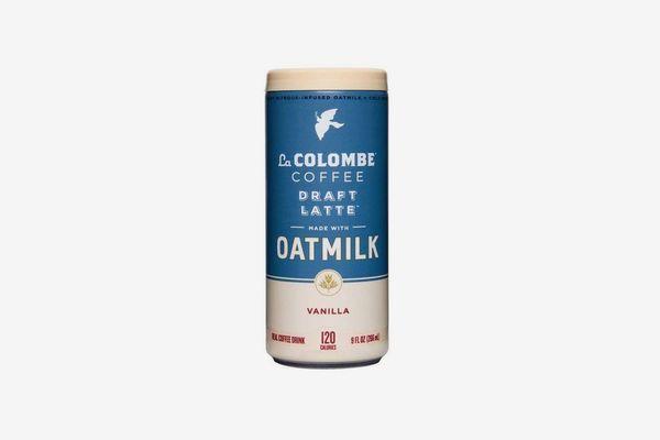 La Colombe Oatmilk Vanilla Draft Latte