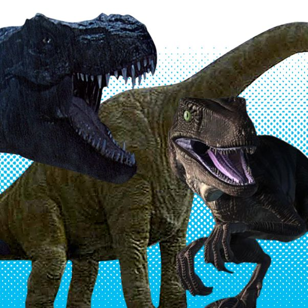 7ab22e1ab Every Single Dinosaur in Jurassic Park, From Worst to Best