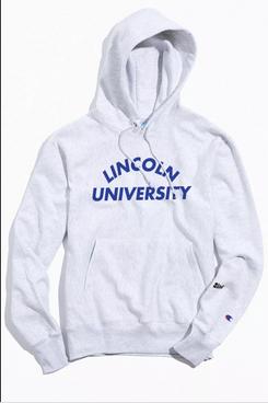 Alife X Champion UO Exclusive Lincoln University Hoodie Sweatshirt