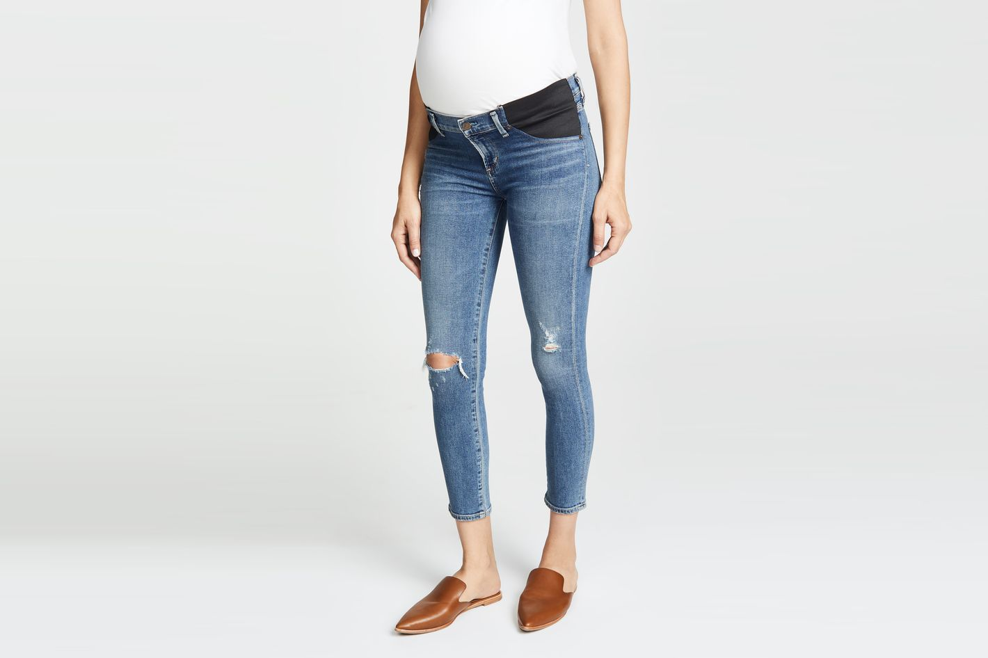 1a58607a2575d 63 of the Best Maternity Clothes: Jeans, Shirts & More 2018