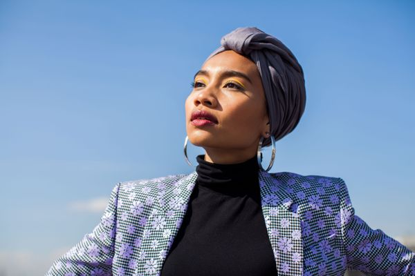Yuna on Fashion, Race, and Not Showing Her Hair