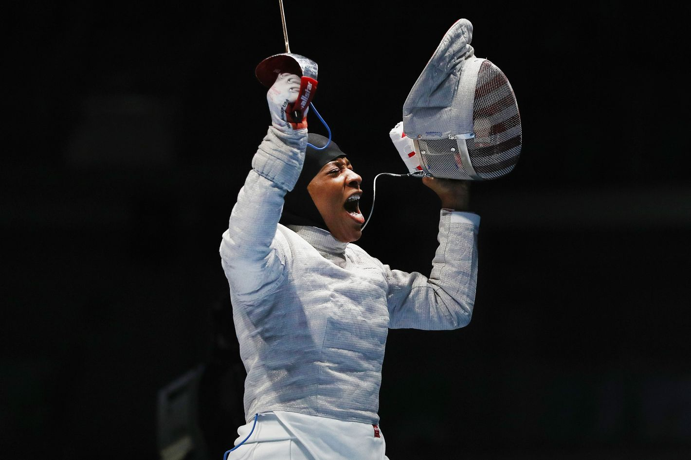 Nymag Com New York S Olympic Sport Is Fencing