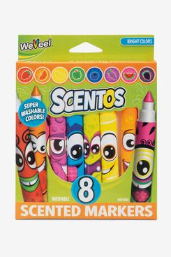 Scentos funny face scented markers