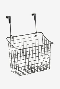 The Container Store Large Over-the-Cabinet Grid Basket