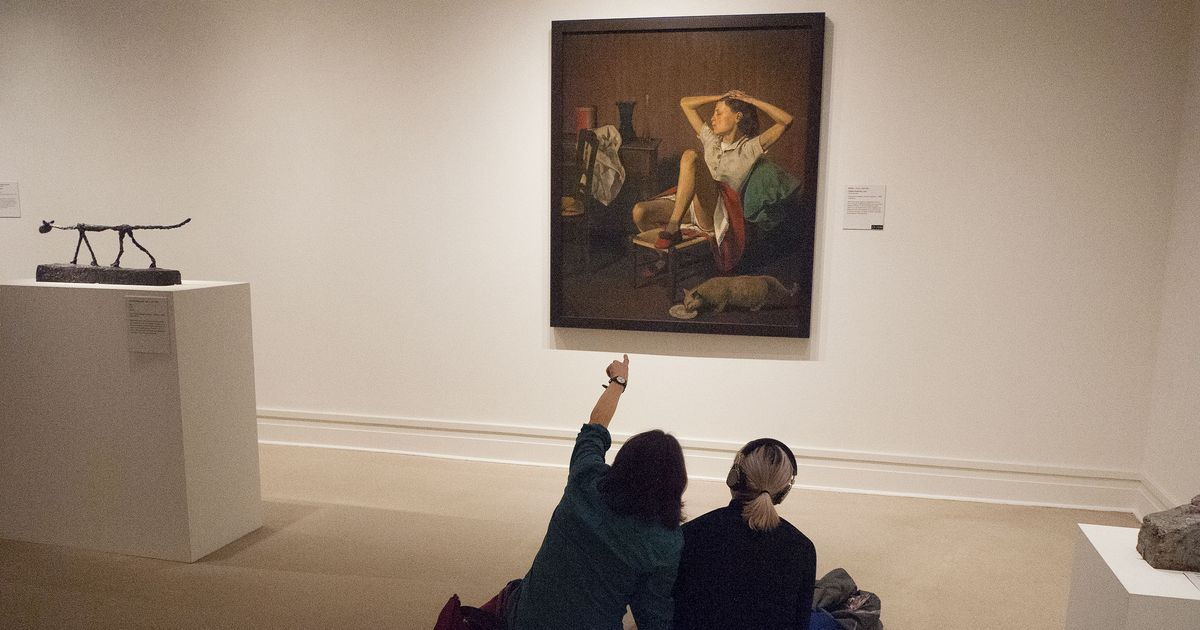 11,000 People Demanded the Met Remove This Painting. They Aren't Going To. Good.