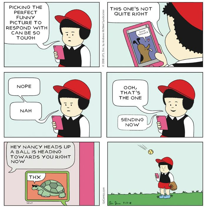 Nancy Comic Artist Olivia Jaimes Gives Extended Interview