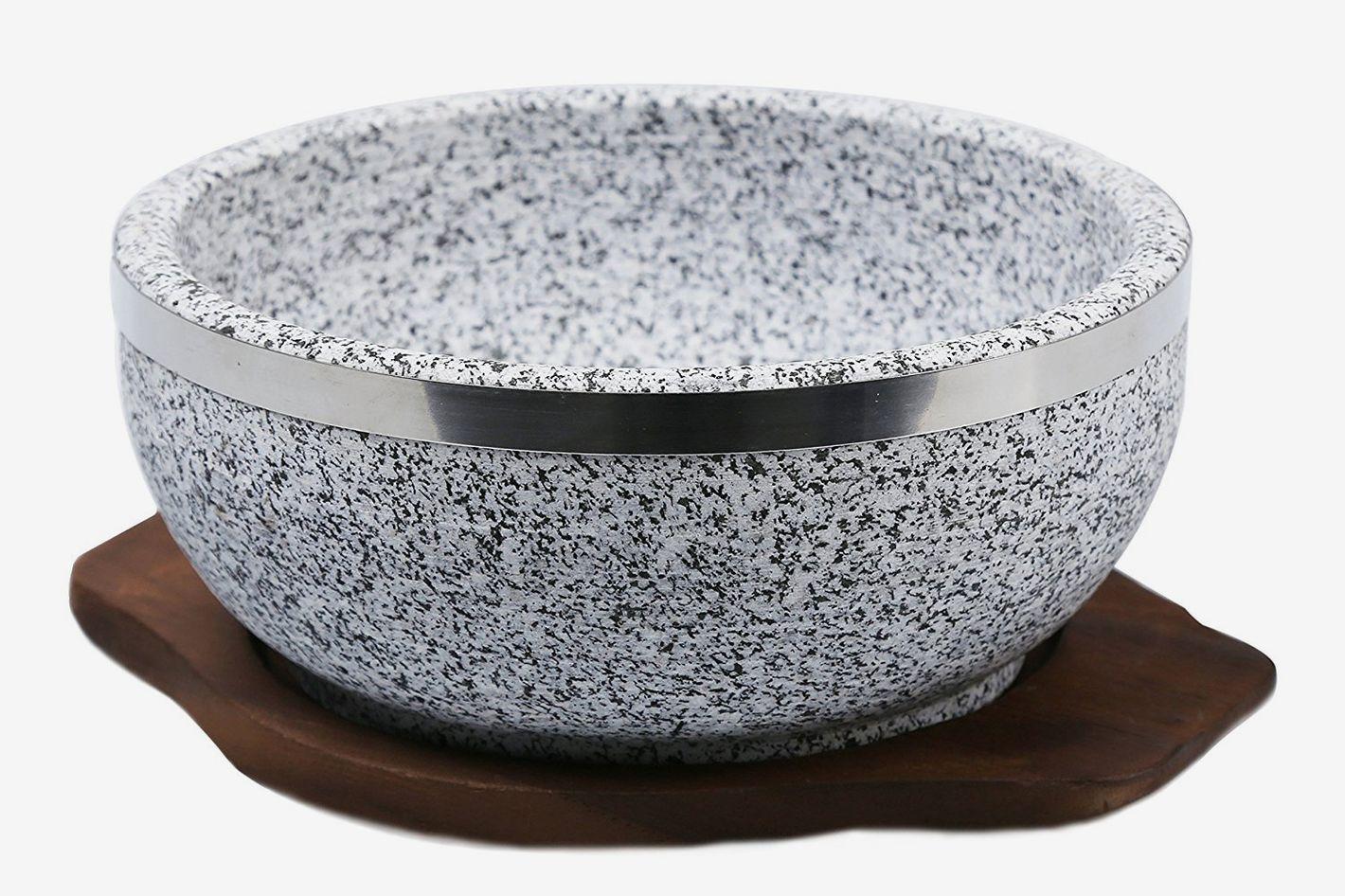 Bibimbap Stone Bowls Set
