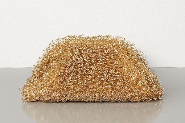 Bottega Veneta Sponge Clutch