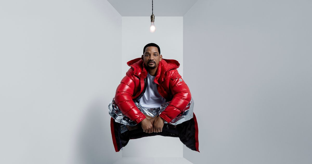 Is Will Smith Levitating … Again?