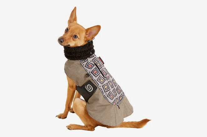 Ultra Paws WeatherMaster Reflective Dog Coat w/Ultra-Heat Liner