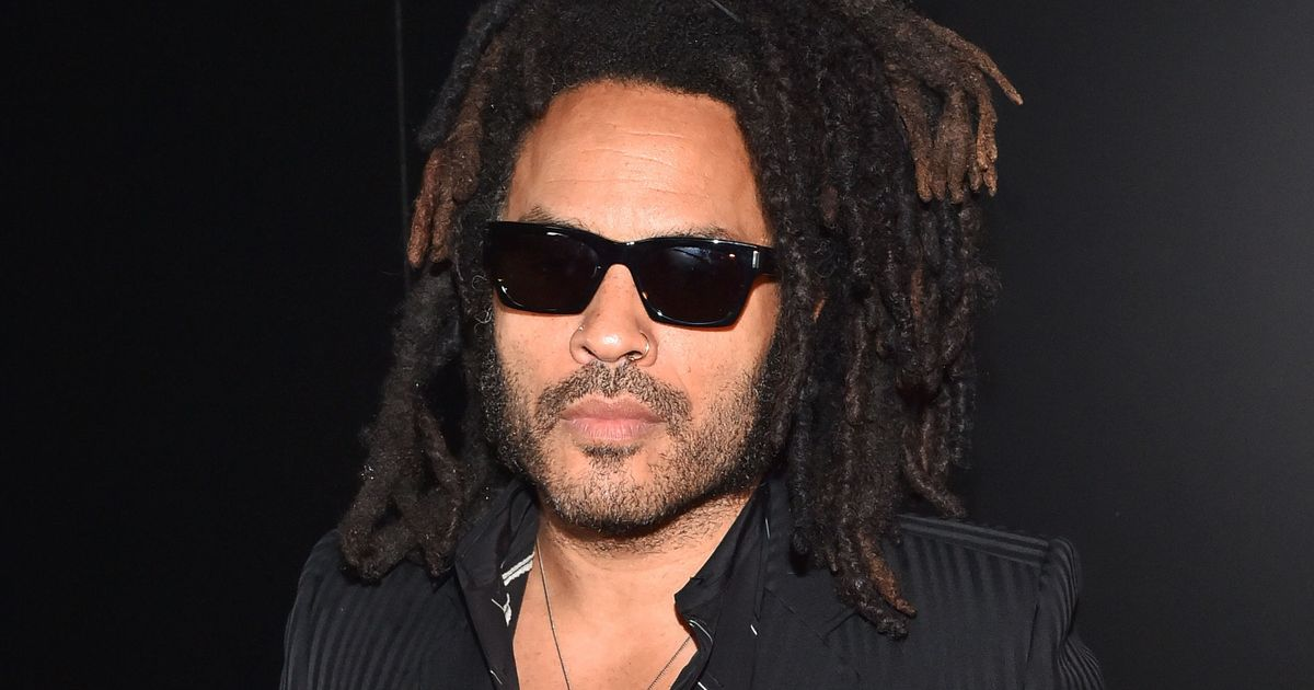 Lenny Kravitz Has an Extremely Chill Skin-Care Routine