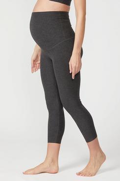 Beyond Yoga Spacedye Love the Bump Capri Maternity Legging