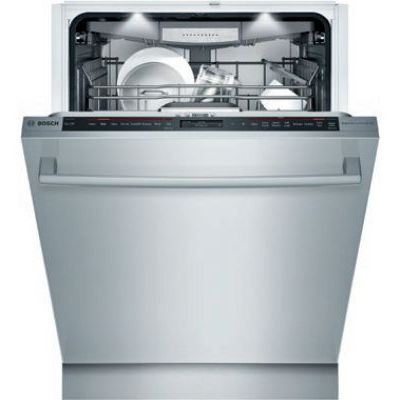 Bosch Benchmark Series 24-Inch Bar Handle Dishwasher