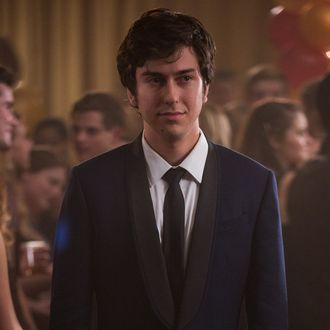 DF-11071 Nat Wolff stars as Quentin in the coming-of-age story PAPER TOWNS, adapted from the bestselling novel by author John Green (