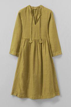 Toast Garment Dyed Linen Dress