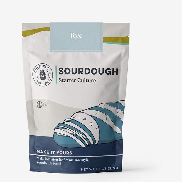 Cultures for Health Rye Sourdough Starter Culture