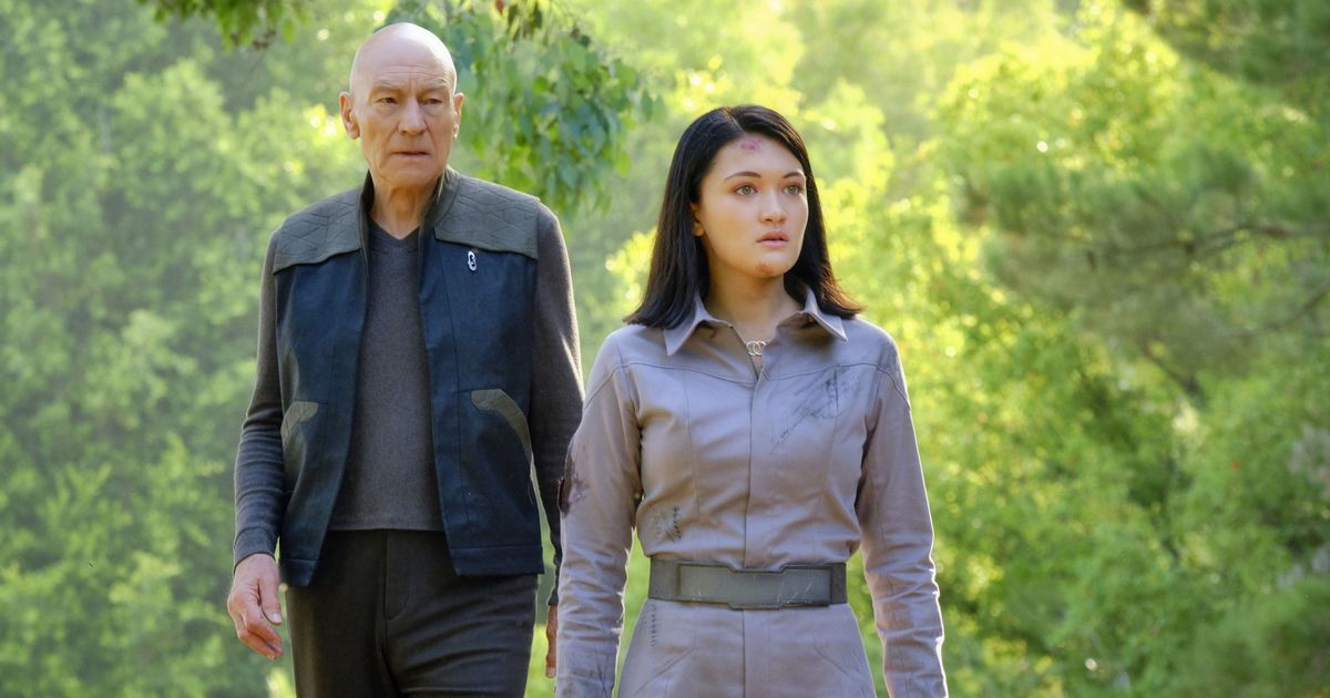 Star Trek: Picard Recap: The One With the Space Pizza