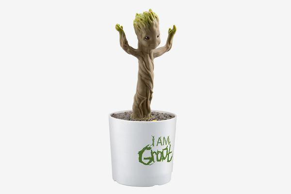 Dancing Groot Figure