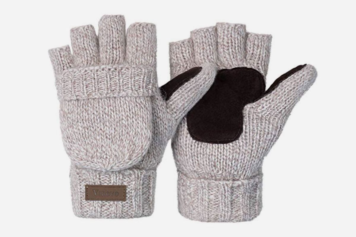 Ladies//Womens Very Warn Quality Winter Magic Gloves With Wool 5clrs GL472