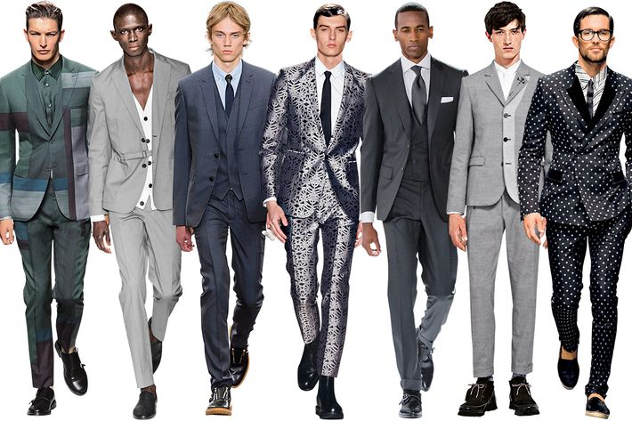 16 Suits for the Modern Groom
