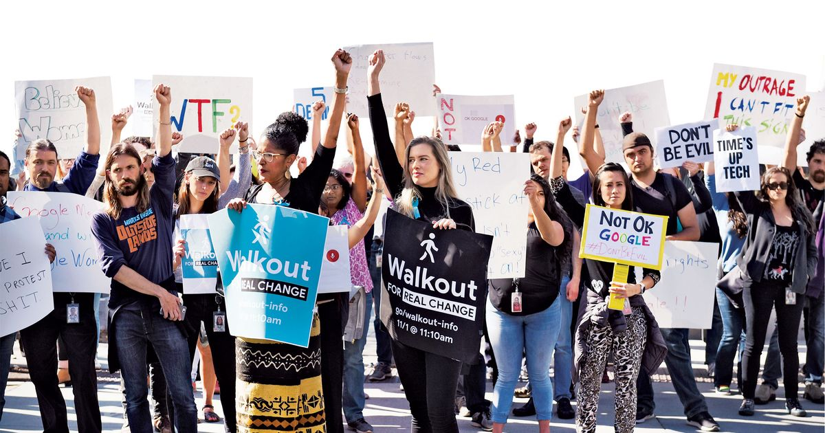 Rage Drove the Google Walkout. Can It Bring About Real Change at Tech Companies?