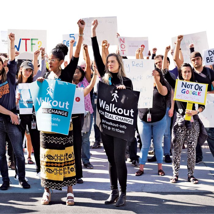 c71eddb8c Can the Google Walkout Bring About Change at Tech Companies