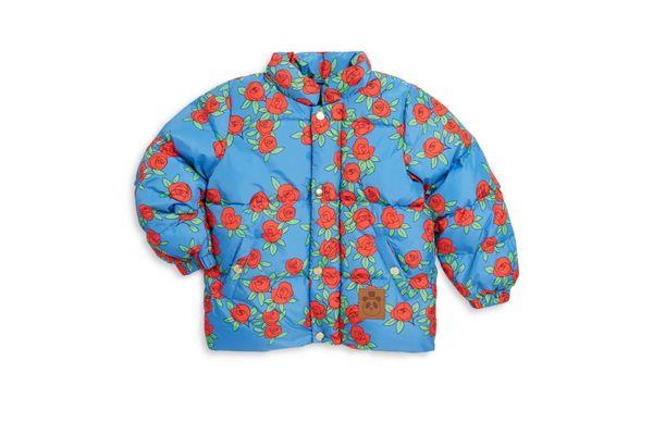 Mini Rodini Rose Puffy Jacket