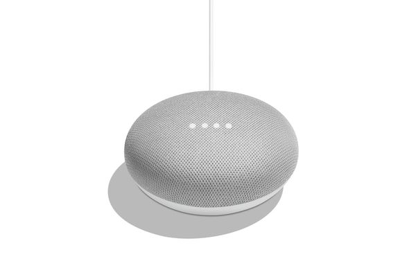 Google Home Mini — Chalk