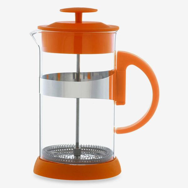 Grosche Zurich 8-Cup French Press in Orange