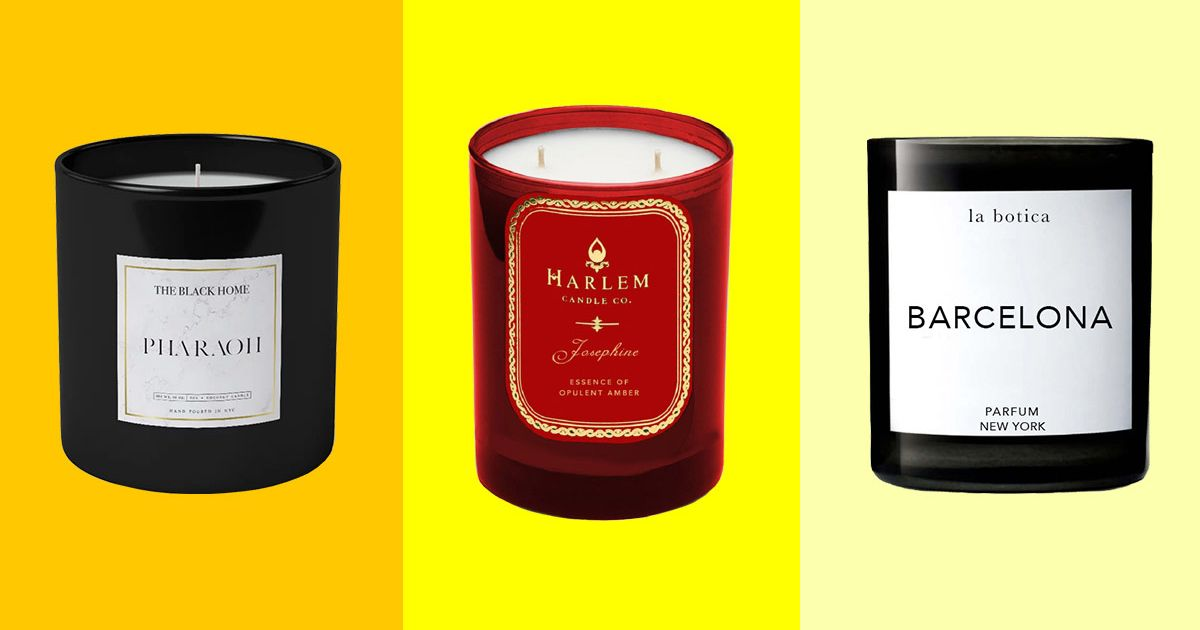 11 Great-Smelling Candles From Black-Owned Businesses