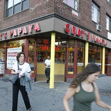 Gray's West Village corner operation was a neighborhood fixture.