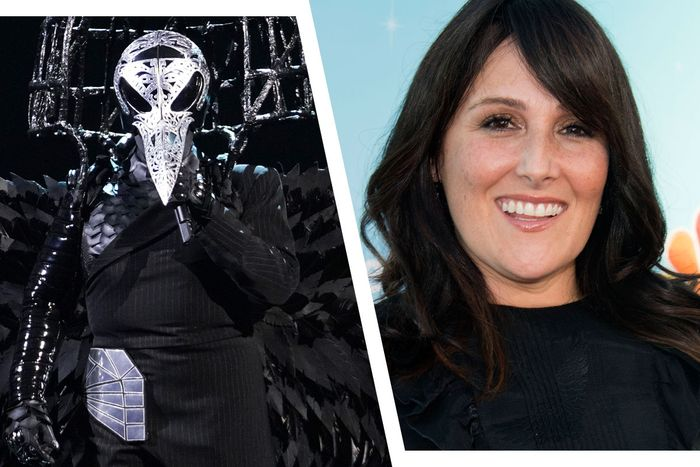 The Raven is … Ricki Lake?