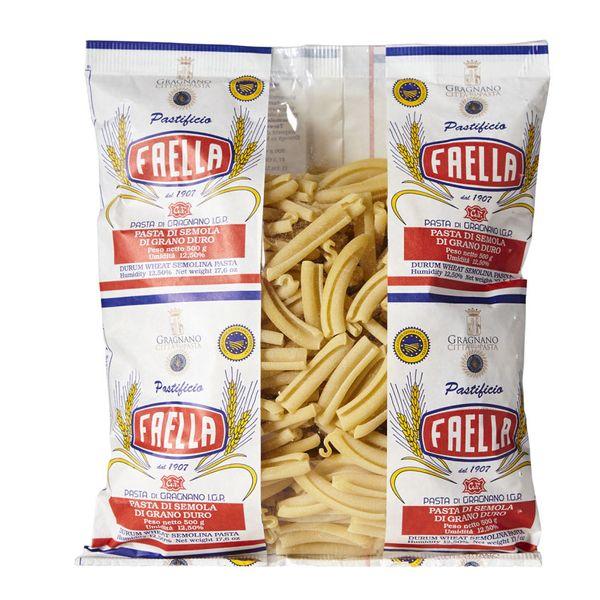 Faella's Caserecci