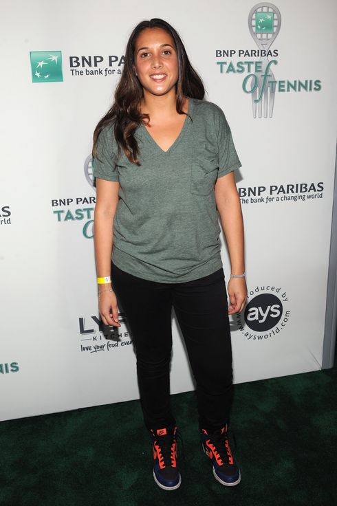 Chef Leah Cohen attends the 14th Annual BNP Paribas Taste Of Tennis at W New York Hotel on August 22, 2013 in New York City.