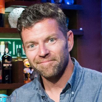 WATCH WHAT HAPPENS LIVE -- Pictured: David Holmes -- (Photo by: Charles Sykes/Bravo/NBCU Photo Bank)